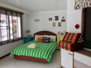 Chomdoi Condontel, Appartamenti  Chiang Mai - big - 37
