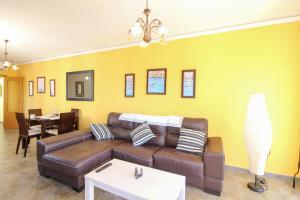 Albamar, Ferienwohnungen  Calpe - big - 10
