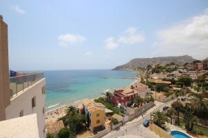 Albamar, Ferienwohnungen  Calpe - big - 12