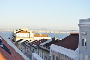 The Red Jedi, Apartmány  Lisabon - big - 62