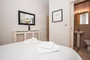 Delightful 2BD Apartment In The Heart Of Pimlico, Apartmanok  London - big - 19