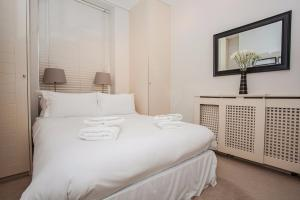 Delightful 2BD Apartment In The Heart Of Pimlico, Apartmány  Londýn - big - 22