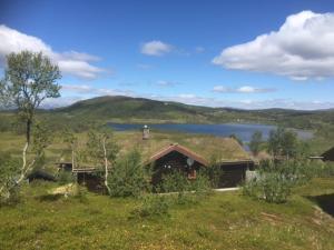Farhovd Hyttegrend, Ferienhäuser  Torvetjørn - big - 4