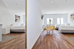 Carl Appartements München, Apartmány  Mníchov - big - 7