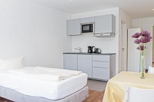 Carl Appartements München, Apartmány  Mníchov - big - 11