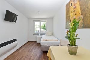 Carl Appartements München, Apartmány  Mníchov - big - 21