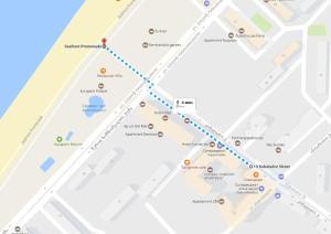 Kukito's apartment / 3K, Apartmanok  Batumi - big - 2