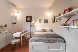 Central Pitti Studio Flat, Апартаменты  Флоренция - big - 7