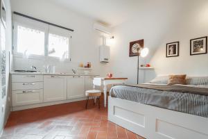 Central Pitti Studio Flat, Апартаменты  Флоренция - big - 8