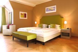 Hotel Rappensberger, Hotely  Ingolstadt - big - 30