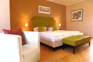 Hotel Rappensberger, Hotely  Ingolstadt - big - 31