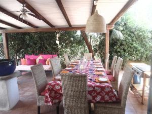Villa Corallo by DdV, Apartmanok  Olbia - big - 6