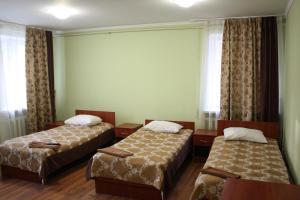 Гостиница Физкультурно-спортивная база ФПБ - фото 20