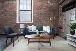 Four-Bedroom on Hamilton Place Apt 406, Apartmány  Boston - big - 22