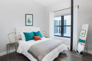 Four-Bedroom on Hamilton Place Apt 406, Apartmány  Boston - big - 20