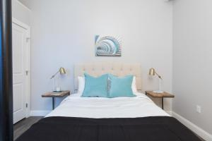 Four-Bedroom on Hamilton Place Apt 406, Apartmány  Boston - big - 3