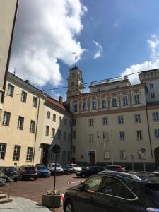 Skapas Street Vilnius, Apartments  Vilnius - big - 17