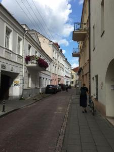 Skapas Street Vilnius, Apartments  Vilnius - big - 7