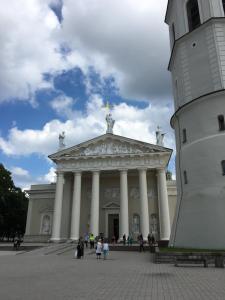 Skapas Street Vilnius, Apartments  Vilnius - big - 11