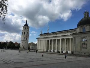 Skapas Street Vilnius, Apartments  Vilnius - big - 9