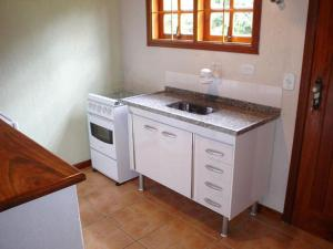 Chalé Recanto do Sossego, Lodges  Gonçalves - big - 7