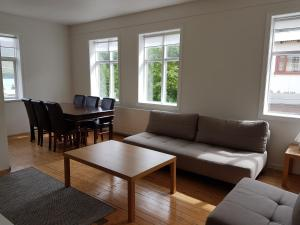 Laekjargata 14, apartment