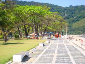 Chalé Guaiuba, Prázdninové domy  Guarujá - big - 7