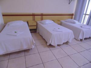 Hotel Makarena, Hotels  Três Corações - big - 10