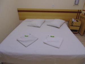 Hotel Makarena, Hotels  Três Corações - big - 24