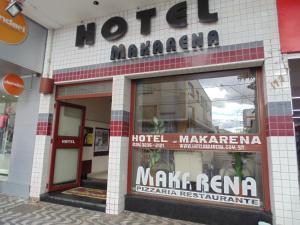 Hotel Makarena, Hotels  Três Corações - big - 20