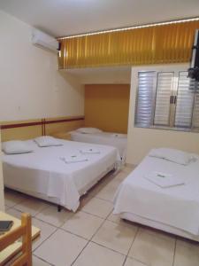 Hotel Makarena, Hotels  Três Corações - big - 13