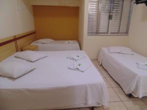Hotel Makarena, Hotels  Três Corações - big - 15