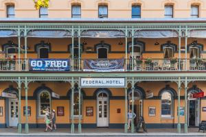 obrázek - The Federal Boutique Hotel