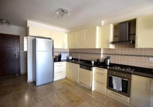 Truffle Residences, Appartamenti  Kalkan - big - 7