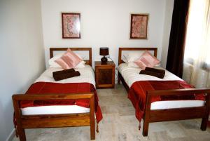 Truffle Residences, Appartamenti  Kalkan - big - 9