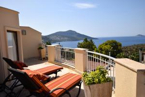 Truffle Residences, Apartments  Kalkan - big - 15