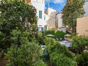 Clizia Halldis Apartment, Apartmány  Florencia - big - 10