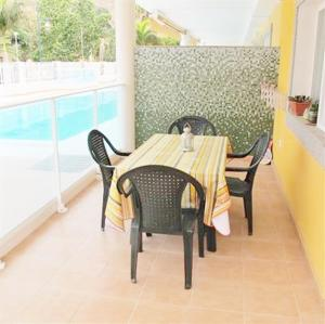 Golden Beach appartement met Pool, Apartmanok  Puerto de Mogán - big - 19