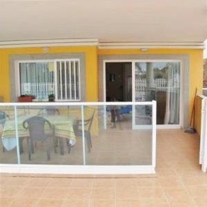 Golden Beach appartement met Pool, Appartamenti  Puerto de Mogán - big - 23