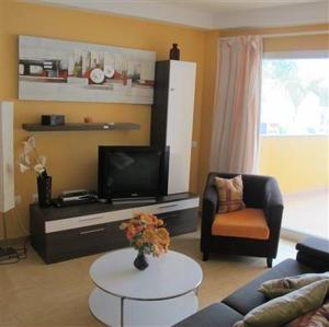 Golden Beach appartement met Pool, Apartmanok  Puerto de Mogán - big - 22