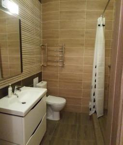 Guka's cosy Apartments, Apartmány  Astana - big - 5