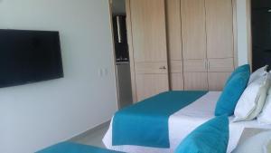 Santa Marta Hosts-SOÑADO, Apartments  Santa Marta - big - 28