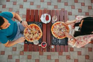 Casetta Pizza bar & Rooms - фото 15