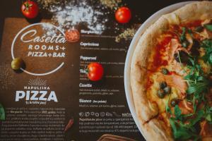 Casetta Pizza bar & Rooms - фото 11