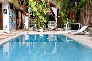 Residencia Gorila, Aparthotels  Tulum - big - 8