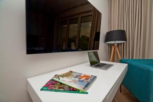 BlueApart Apartamenty Na Plaży Jastarnia, Apartmanok  Jastarnia - big - 156