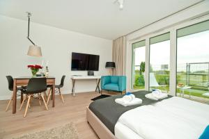 BlueApart Apartamenty Na Plaży Jastarnia, Apartmanok  Jastarnia - big - 161