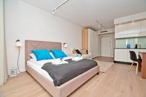 BlueApart Apartamenty Na Plaży Jastarnia, Apartmanok  Jastarnia - big - 166