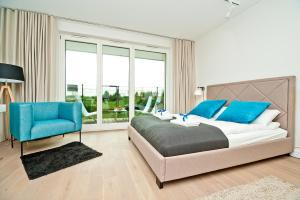 BlueApart Apartamenty Na Plaży Jastarnia, Apartmanok  Jastarnia - big - 168