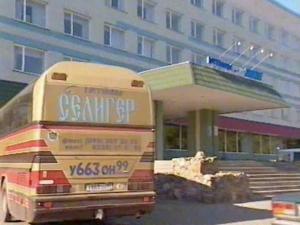 Гостиница Селигер - фото 23